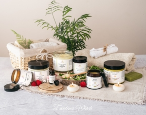 Kosmetyki naturalne fotografia produktowa | ewelinawloch.com