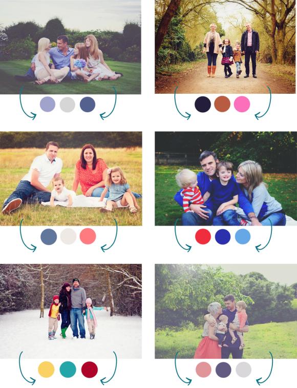 Sesja zdjęciowa - jakie kolory?